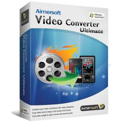 Aimersoft Video Converter 11.7.4.3 Crack With Serial Key Updated