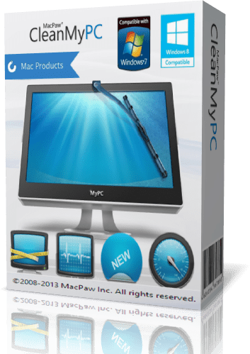 CleanMyPc 1. Crack-Activation Code Free...